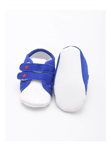 First Step Bebek Patiği-G-2000 Saks